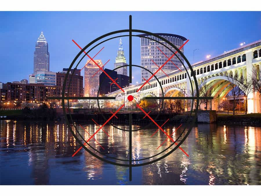 Cleveland: One of the Ransomware capitals?
